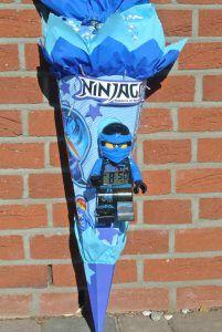 Ninjago Schultute Jay Schultute Schule Ninjago Schultute