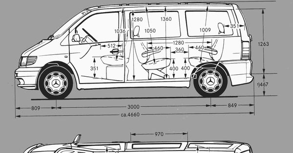 mercedes benz vito blueprint camper pinterest ausbau. Black Bedroom Furniture Sets. Home Design Ideas