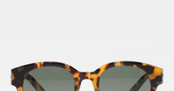Karen Walker Anywhere Crazy Tort Sunglasses: Need Supply (x)