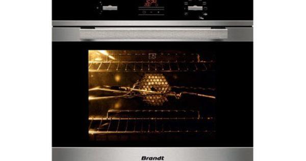 Four Encastrable Brandt Fp1061x Inox Four Encastrable Four
