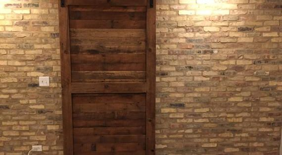 84 Inches Tall Standard Handmade Barn Wood Door For Bedrooms Bathrooms And Offices Room Laundry Room Diy Wood Doors Rustic Barn Door