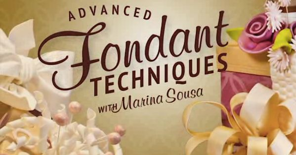Stop struggling with fondant and learn to handle it, shape it and