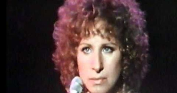 With One More Look At You Watch Closely Now Barbara Streisand