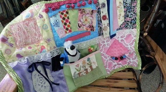 Fidget Quilts For Alzheimerdementia Stroke By