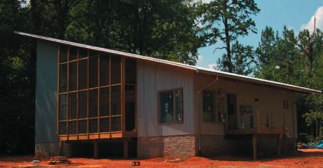 Check Out This Cool Plan To Build Your Own Very Small Shed Or House Today Sip House Prefab Modular Homes