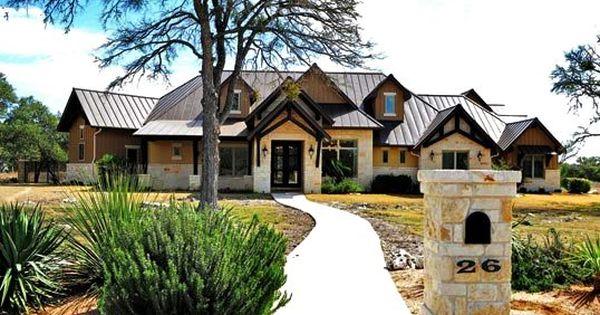 Texas Hill Country Style Homes Atkinson Custom Homes San - Luxury home builders san antonio