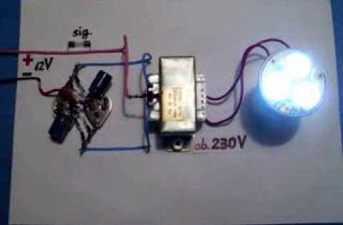 Power Inverter 12v To 230v 220v 120v New Circuit Diagram Very Easy Homemade One Unit Youtube Power Inverters Solar Power Inverter Circuit Diagram