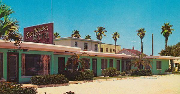 Sea Winx Motel Daytona Beach Florida Daytona Beach Daytona Beach Florida Florida