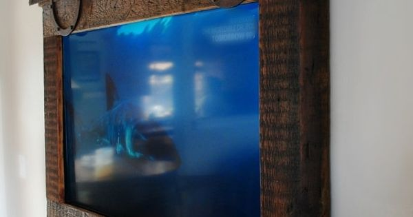 Hanging tv barn door style dream house pinterest for Hanging barn door in house