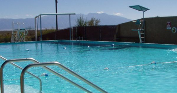 Sand Dunes Hot Springs Swimming Pool Rv Park Great Swimming Year Round Have Lunch At The