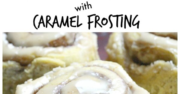 cinnamon rolls with caramel frosting | Recipe | Pumpkin Cinnamon Rolls ...