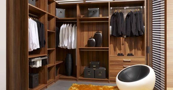 30 idées pratiques daménagement dressing fonctionnel ...
