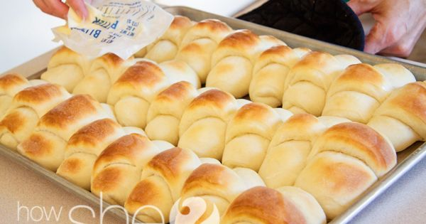 If you're in charge of bringing the rolls...these are the ones that