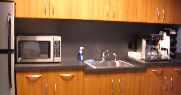 small office kitchen commercial office break room