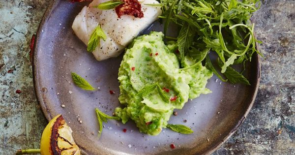 Grilled cod fish recipes jamie oliver recipes eten for Grilled cod fish recipe