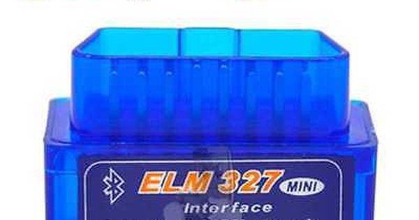 detalles de diagnosis multimarca para coche v21 mini elm327 obdii bluetooth android odb2