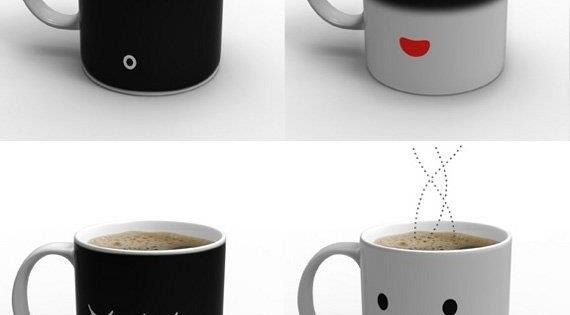 Morning plussers, make your coffee mug an extension of yourself with this