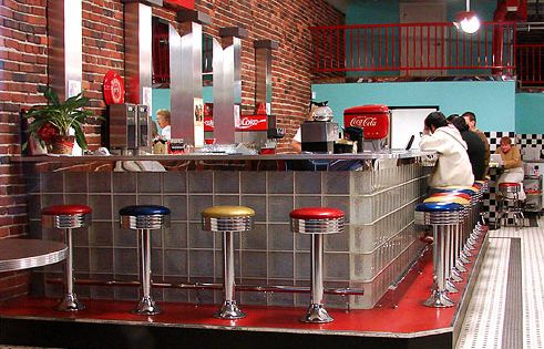 Cool Modern Take On Old Diner Http Www Thelope Com 2008