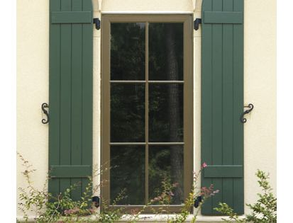Arched Batten Shutters Make Your Own How To Make Board And Batten Shutters House Exteriors