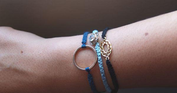 DIY Macrame Bracelets Jewelry Club?