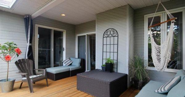 Maison A Vendre Magog 641 Rue Poitras Immobilier Quebec Duproprio Patio Outdoor Decor Home
