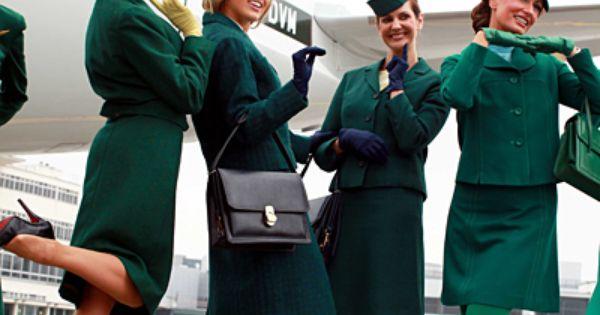 aer lingus stewardesses beautiful flight attendant