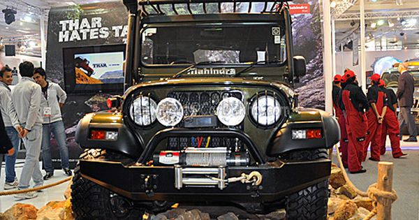 Mahindra Thar Photos 118 Jpg 500 350 Mahindra Thar Best 10