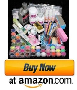 How To Do Acrylic Nails At Home Part 1 Best Supplies To Buy Acrylic Nail Kit Diy Acrylic Nails Acrylic Nail Powder