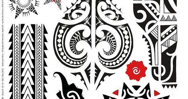 tribal maor y polinesios amor pinterest tribales