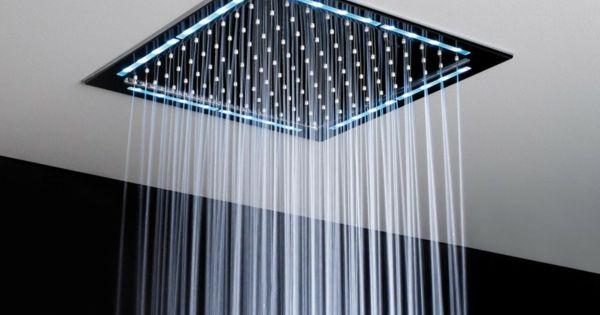 duschkopf led duscharmatur armaturen bad badezimmer armaturen bathrooms pinterest led. Black Bedroom Furniture Sets. Home Design Ideas