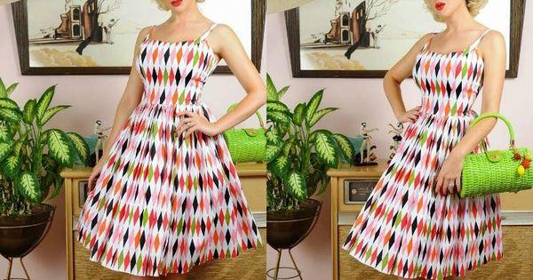 Robes années 50 – découvrez les styles vintage et rockabilly ...
