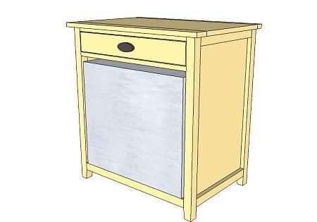 Diy Cabinet To Hold Mini Fridge Restore Loves Dorm And