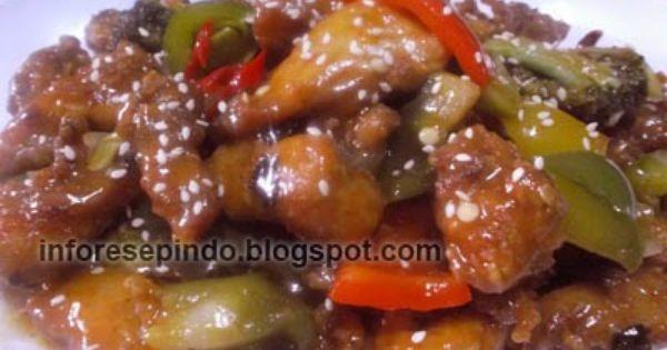 Resep Ayam Pilet Saus Teriyaki Gurih Dan Lezat Aneka Resep Masakan Cita Rasa Nusantara Resep Ayam Resep Masakan Resep Masakan Indonesia