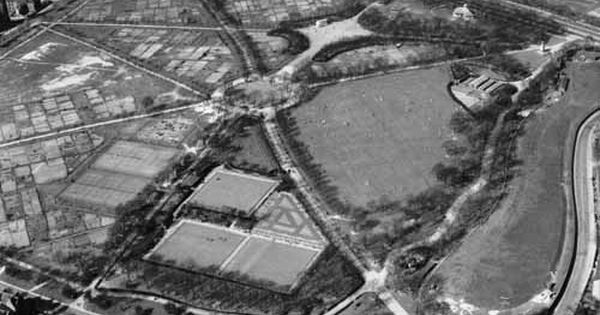 Aerial View Of Hyde Park Woodhouse Moor Leeds Used To Live Opposite Home Places Pinterest