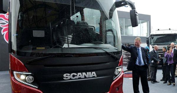 Scania Bus Style Pinterest Busses Automotive Design