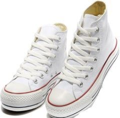 Comment nettoyer chaussures blanches en tissu #blanches ...