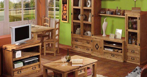 Muebles coloniales mexicanos google search muebles - Muebles rustico mexicano ...