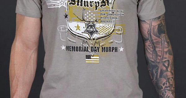memorial day murph shirt 2015