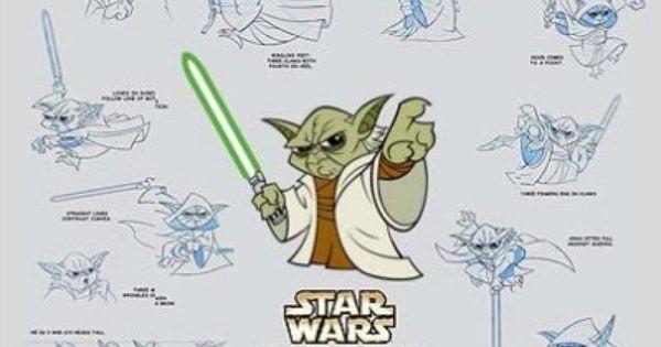 Yoda Character Design : Yoda http acmearchivesdirect product swcwpcyod