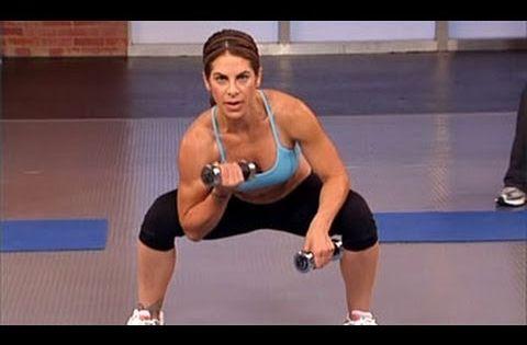 Jillian Michaels: No More Trouble Zones Workout- Circuit 3 ...