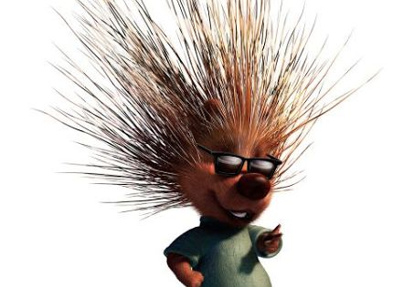 Porcupine Chicken Little Characters Related Keywords