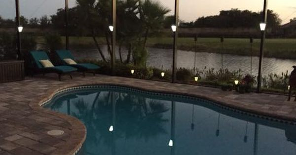 Clip On Installs In Seconds Solar Lighting For Lanai Lights