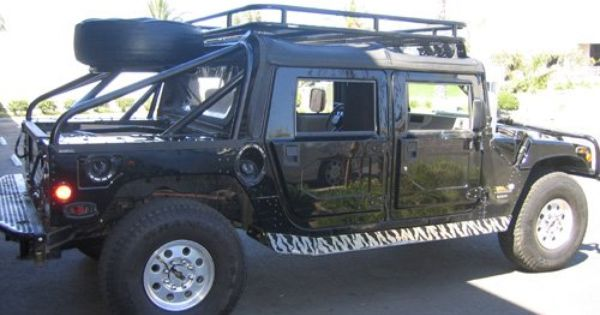Soft Top Roof Rack System Predator Inc Hummer Accessories Fabrication Duramax Conversions Hummer Parts Roof Rack Hummer