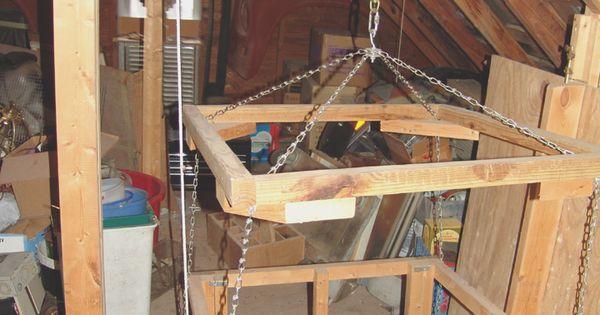 Diy Garage Bench