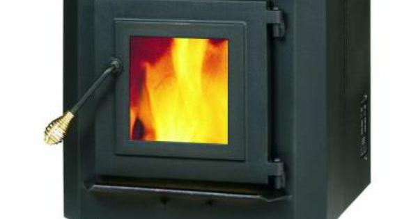 Englander 1 500 Sq Ft Pellet Stove 25, Englander 27 5 In 1500 Sq Ft Wood Burning Fireplace Insert