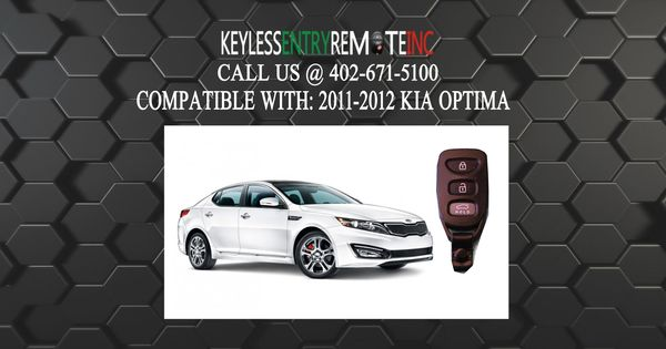How To Replace A Kia Optima Key Fob Battery 2010 2013 95430