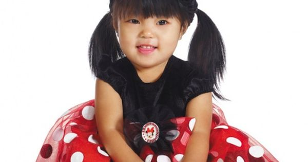 Baby Disney's Red Minnie Costume | Infant & Toddler Disney Costumes