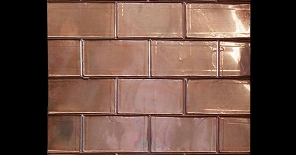 home copper sheets copper and stainless steel sheets for backsplashes