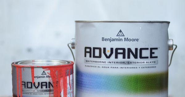 Benjamin Moore Advance Waterborne Alkyd Paint Review Pros