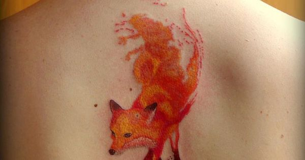 Fox tattoo, 50 Amazing Tattoo Pictures | Cuded
